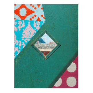 Cartão da ponte de Williamsburg