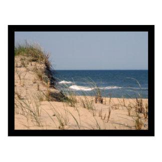 Cartão da praia