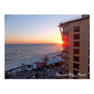 Cartão da praia da Cidade do Panamá