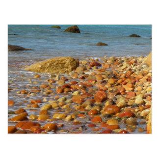 Cartão da praia do Martha's Vineyard