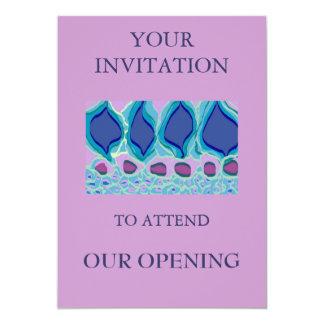 Cartão da promoção de Invitation> Convite 12.7 X 17.78cm