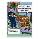 Cartão da psicologia de Fuitcake