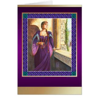 Cartão da senhora Ettard