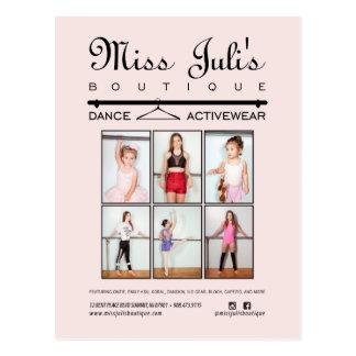 Cartão da senhorita Juli