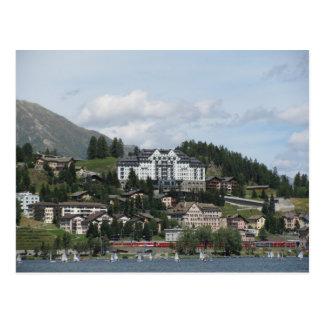 Cartão da suiça