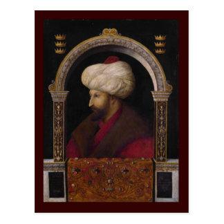 Cartão da sultão