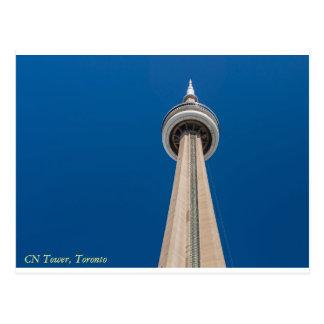 Cartão da torre da NC, Toronto, Ontário, Canadá