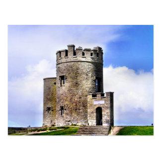Cartão da torre de O'Brien