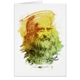 Cartão Da Vinci