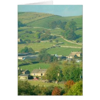 Cartão Dales de Yorkshire |
