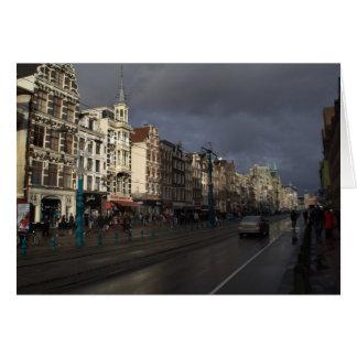 Cartão Damrak, Amsterdão