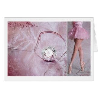 Cartão Dancing Queen… Diptych