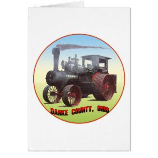 Cartão Darke County Ohio