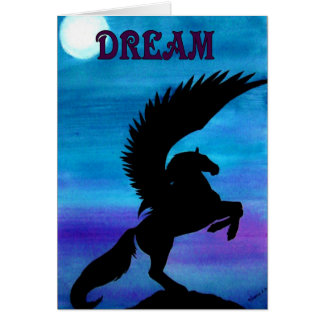 "Cartão Darkwind ""sonho """