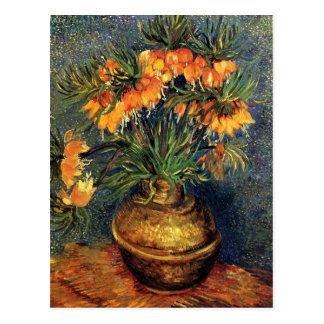 Cartão das belas artes de Vincent van Gogh Cartão Postal