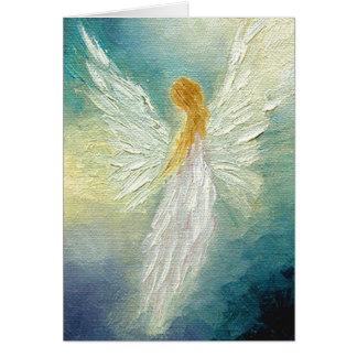 """Cartão das belas artes do """"anjo"""""""