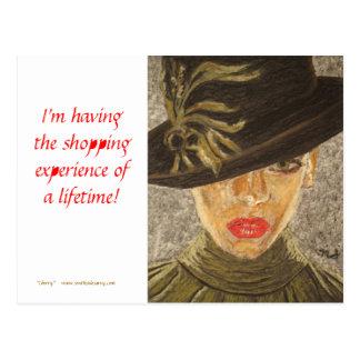 Cartão das belas artes - experiência da compra