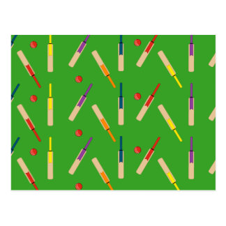 Cartão das bolas de bastões do grilo