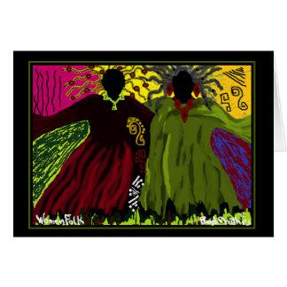 """Cartão Das """"CARTÃO POPULAR MULHERES"""" por Brenda Phillips"""