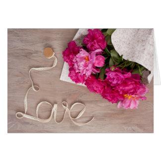 Cartão das citações do amor do feliz aniversario