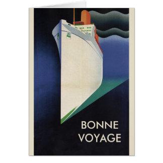 Cartão das férias da viagem de Deco Bonne