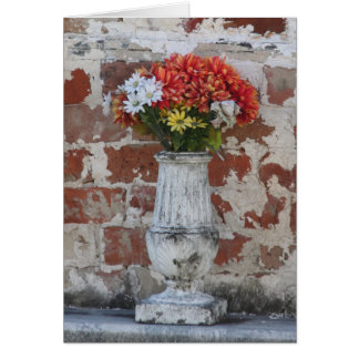 Cartão Cartão das flores