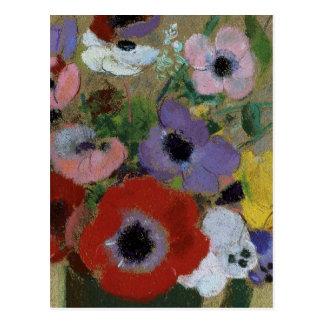 Cartão das flores CC0061