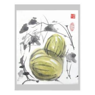 Cartão das melancias