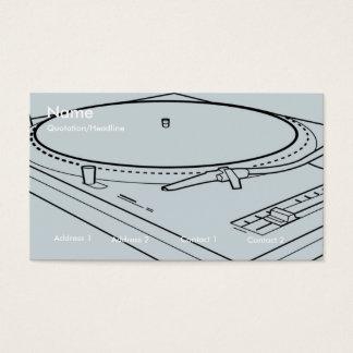 cartão das técnicas 1200
