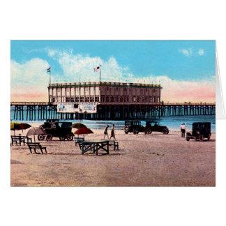 Cartão Daytona Beach, casino de Florida
