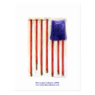 Cartão de 9/11 de tributo do sapador-bombeiro da