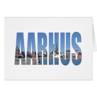 Cartão de Aarhus