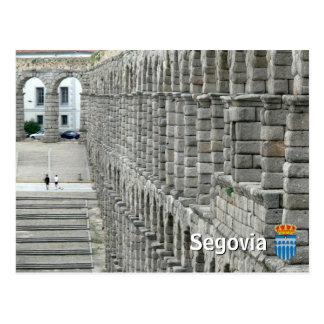 Cartão de Acueducto de Segovia