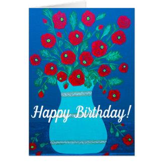 Cartão de aniversário 100