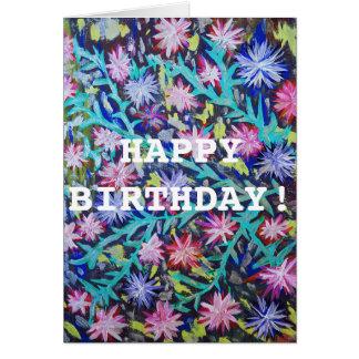 Cartão de aniversário 101