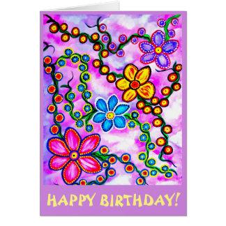 Cartão de aniversário 11