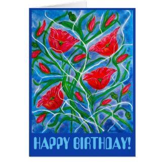 Cartão de aniversário 12