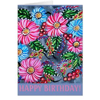 Cartão de aniversário 13