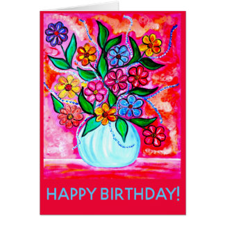 Cartão de aniversário 16
