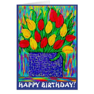 Cartão de aniversário 17