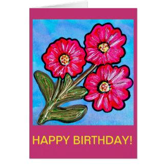 Cartão de aniversário 19