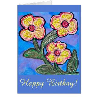 Cartão de aniversário 20