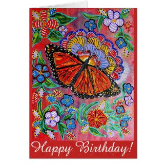 Cartão de aniversário 30