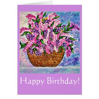 Cartão de aniversário 61
