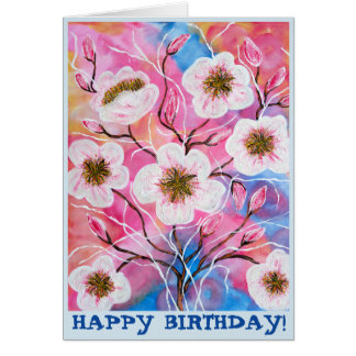 Cartão de aniversário 8