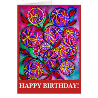 Cartão de aniversário 9