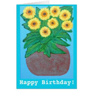 Cartão de aniversário 95