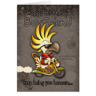 Cartão de aniversário - cartão de aniversário do