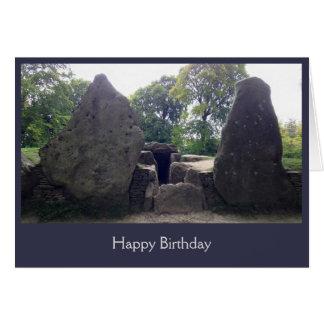 Cartão de aniversário da forja de Wayland
