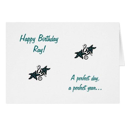 Cartão de aniversário do sobrinho